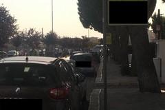 Rocambolesco inseguimento in via San Martino