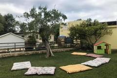 Parco della masseria sociale Oasi San Felice aperto per le passeggiate delle persone affette da autismo
