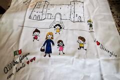 Maglietta recapitata a Giorgia Meloni, il dirigente del terzo circolo: «Approfondirò»