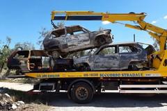 Fiat Panda rubata a Bisceglie ritrovata nell'agro tra Terlizzi e Ruvo