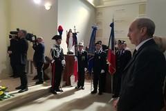 Il tributo della città per il Maresciallo Capo dei Carabinieri Carlo De Trizio