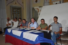 Conferenza stampa dirigenti Bisceglie calcio