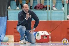 Dopogara Di Pinto Panifici Bisceglie-Porto Sant'Elpidio: coach Marinelli