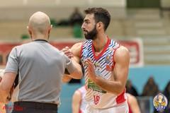 Fabriano-Di Pinto Panifici Bisceglie, gli highlights