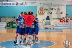 Dopogara Lions Bisceglie-Pozzuoli: Vito Magarelli