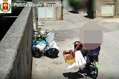 Le fototrappole stanano altri abbandoni di rifiuti
