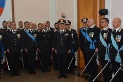 Cambio al vertice del Comando regionale dei Carabinieri