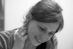"""La scrittrice bielorussa Aliona Gloukhova ospite dell'istituto """"Dell'Olio"""""""