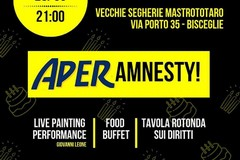 """A per Amnesty!"", 58° compleanno di Amnesty International"