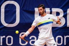 Andrea Pellegrino avanza nel torneo di doppio a Lione