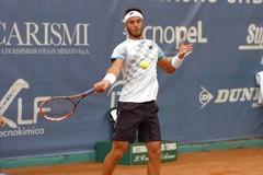 Andrea Pellegrino a Parma per gli Internazionali di tennis Emilia Romagna