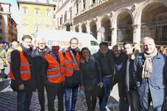 Angarano: «A Roma a fianco degli agricoltori biscegliesi»