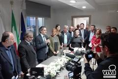 Protocollo per l'adesione di Bisceglie alla Zes, la soddisfazione del sindaco Angarano