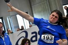 Anna Musci argento ai Campionati italiani Allieve indoor