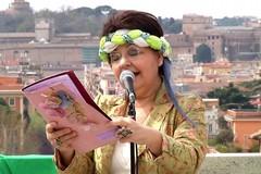 """La poetessa Antonella Pagano ospite venerdì della mostra """"Omaggio alla bellezza"""""""