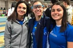Antonella Todisco fa il record regionale sui 60 metri indoor