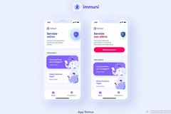 """Via alla sperimentazione di """"Immuni"""", app disponibile per il download"""