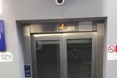 Spina: «Un ascensore della stazione è già fuori uso»