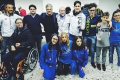Triathlon, premi per Aurora Pellegrini e Pasquale Albanese