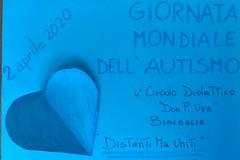 L'impegno del quarto circolo didattico nella Giornata della consapevolezza sull'autismo