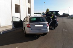 La Polizia Locale sventa un furto d'auto
