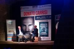I mostri di Donato Carrisi alle Vecchie Segherie Mastrototaro: il thriller è servito