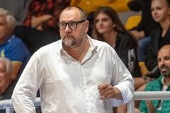 Alpha Pharma, Beppe Vozza è il nuovo coach