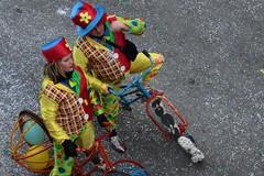 Biciclettata in maschera domenica 11 febbraio
