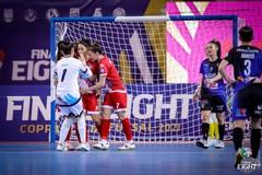 Bisceglie Femminile, sfuma il sogno Final Eight di Coppa