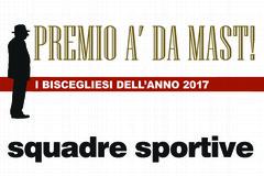 Biscegliese dell'anno 2017, scopriamo i candidati nella categoria Squadre sportive
