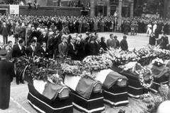 Bisceglie ricorda la morte di cinque suoi figli in Belgio