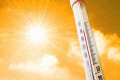 Per Bisceglie la giornata più calda dell'anno