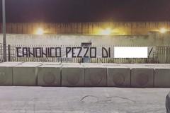Tifosi biscegliesi furibondi con Nicola Canonico