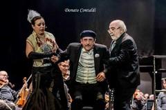 I biscegliesi Carlo Monopoli e Raffaella Montini in scena a Molfetta