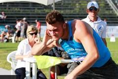 Campionati italiani Allievi, Carmelo Musci trionfa nel getto del peso