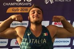 Entra nel vivo l'avventura olimpica di Carmelo Musci