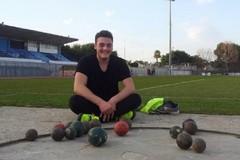 Carmelo Musci convocato per gli europei Under 20 in Svezia