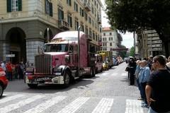 Ottava tappa del Giro d'Italia, Bisceglie punto di sosta per la carovana rosa