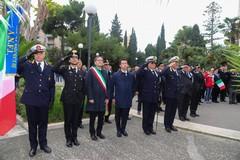 Bisceglie celebra la festa delle forze armate