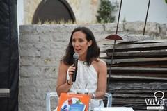 """Chiara Gamberale chiude la rassegna """"Consigli d'autore"""""""
