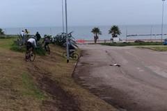 Gli specialisti del ciclocross del territorio di scena a Conca dei monaci