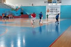 Prima trasferta stagionale per il Futbol Cinco Bisceglie