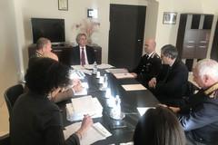 Intimidazione al vicesindaco Consiglio, in Prefettura riunione del Comitato per l'ordine e la sicurezza pubblica