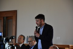 Capurso sul sito del comune: «È inaccettabile pubblicare i comunicati volti ad attaccare un consigliere di opposizione»