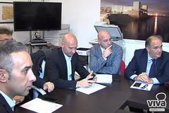 Prima riunione del consiglio provinciale col biscegliese Pierpaolo Pedone
