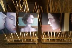 Inaugurata la mostra di Francesco Carbone presso le Vecchie Segherie Mastrototaro
