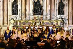 """Il coro """"Nuova Orfeo Gospel Singers"""" a Trani per un concerto di solidarietà"""