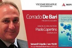 """Corrado De Bari presenta il suo libro """"Le voci di dentro"""""""