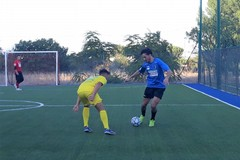 Il Futbol Cinco Bisceglie rinnova la fiducia a D'Elia, Lamanuzzi e La Notte