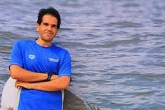 Daniel Douglas Di Pierro presenta la traversata Bisceglie-Bari